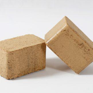 Bûche compressée Demix® spécial four de boulanger